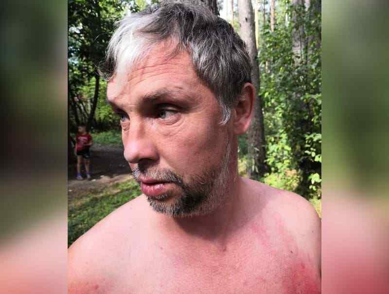 Мужчина насильно затащил троих детей в лес в Кольцово
