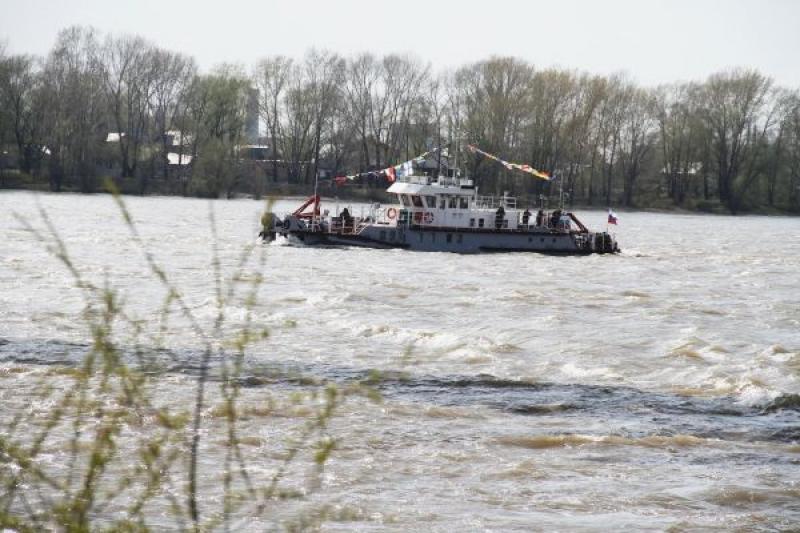 Программа, посвященная открытию навигации на реке Обь
