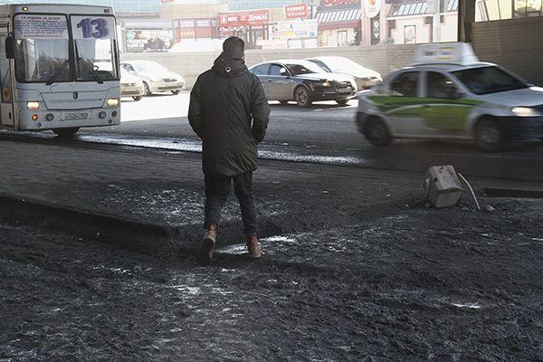 Новосибирску обещают весну 17-го без пыльных бурь