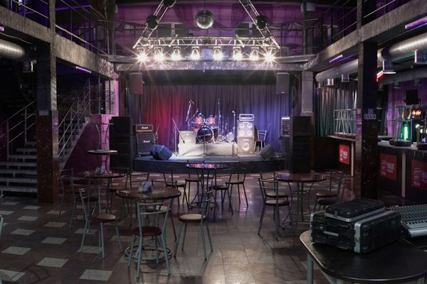 Новосибирские «яблочники» открыли избирательный штаб в рок-клубе