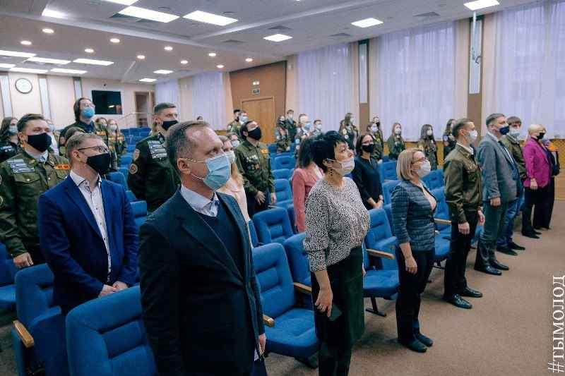 Губернатор Новосибирской области поблагодарил АО «РЭС» за вклад в развитие движения студенческих отрядов