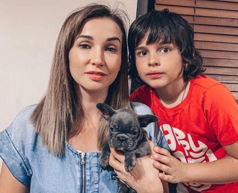Чехова выбрала собачку с помощью нумеролога