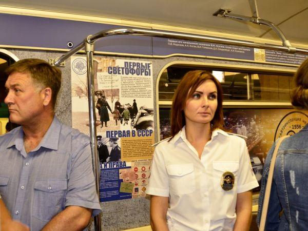 Встреча с ГИБДД теперь ожидает новосибирцев и в метро