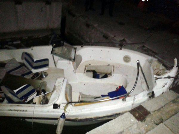Прогулочный катер с пассажирами разбился под Новосибирском