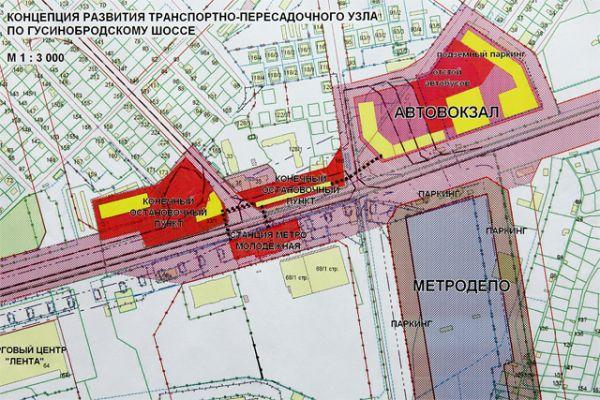 Мэрия Новосибирска ищет инвестора для строительства автовокзала на месте бывшей барахолки