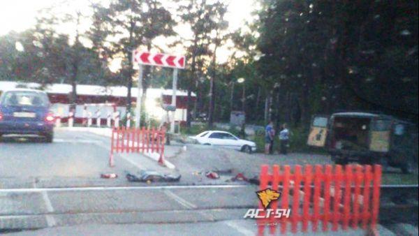 Женщина попала под поезд в районе станции Издревая
