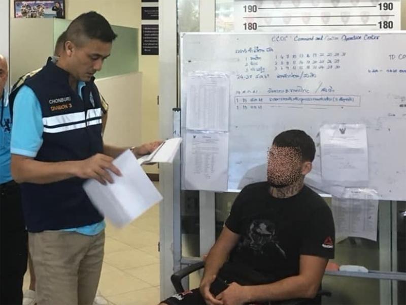 Убийство и экстази. Бежавшего из Новосибирска парня дважды задержали в Таиланде