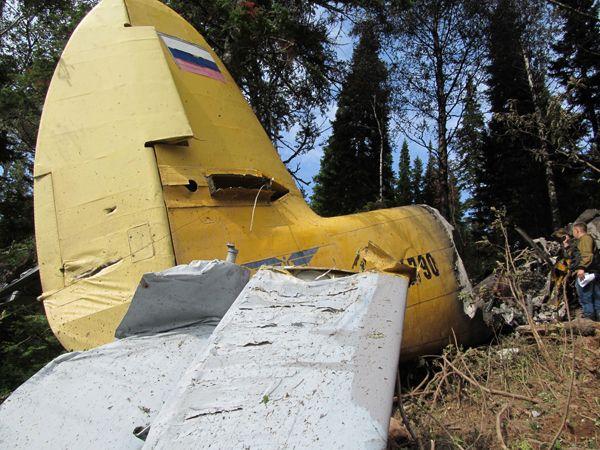 Ан-2 после дозаправки в Бердске разбился, столкнувшись с горой