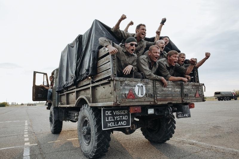 """Как спецназовцы ГРУ не дали боевикам захватить аэропорт – """"Батальон"""""""