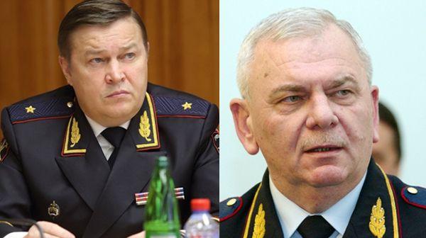 Путин освободил от должности глав омской и томской полиции