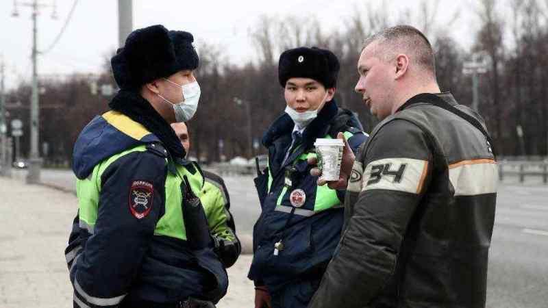 Семерых жителей Новосибирска оштрафовали за нарушение самоизоляции