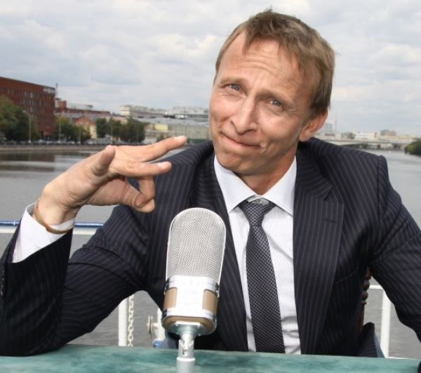 Иван Охлобыстин: «Я и голодранцем жил отлично!»