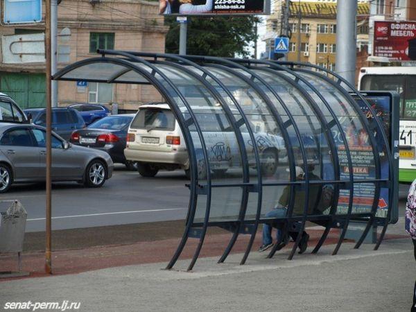 В Новосибирске благоустроят около 40 транспортных остановок