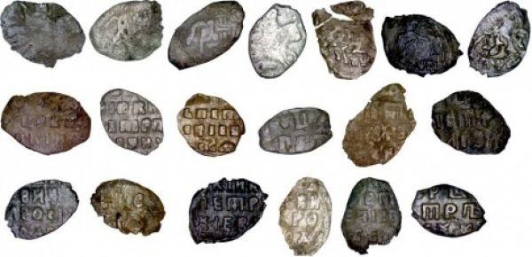 Клад, закопанный во времена Петра I, нашли под Новосибирском