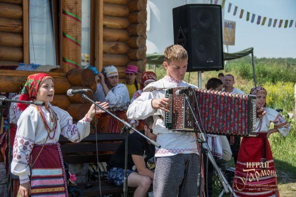 «Играй, гармонь!» в НСО: праздник для всех