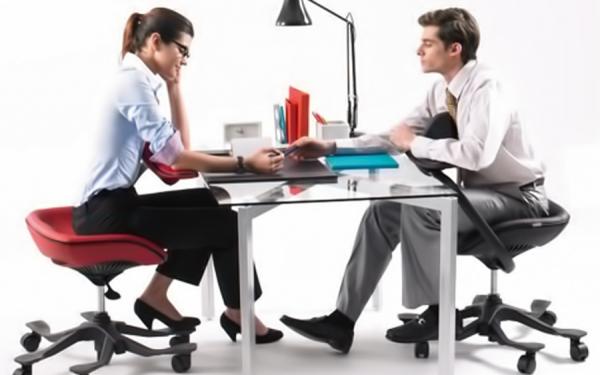Удобно сидишь — эффективно работаешь!
