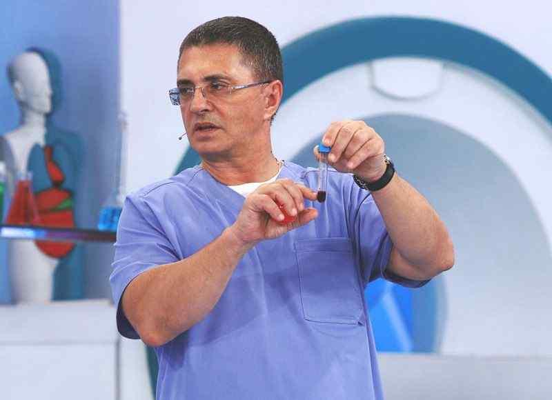 Доктор Александр Мясников советует
