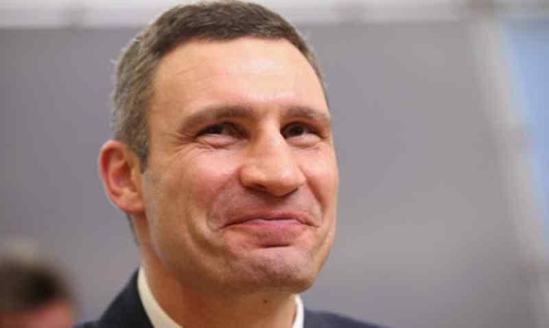 Виталий Кличко издал сборник своих оговорок