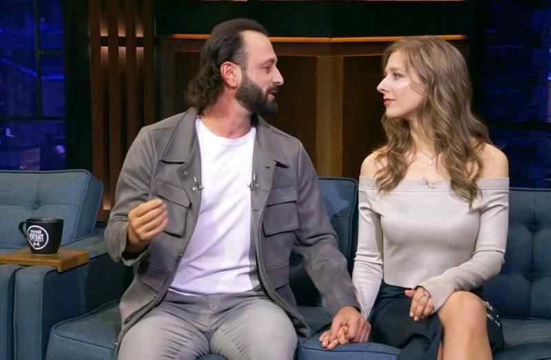 Авербух и Арзамасова в программе Вечерний Ургант