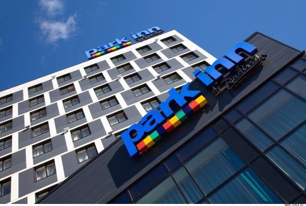 Сын Якунина продает новосибирский отель Park Inn