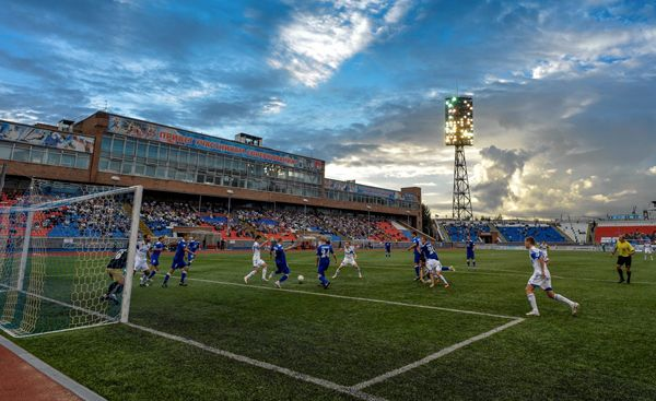 На новосибирском стадионе «Спартак» установили приманку для покемонов