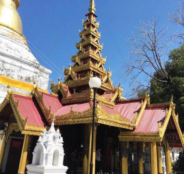 Путешествие по окрестностям Чиангмая