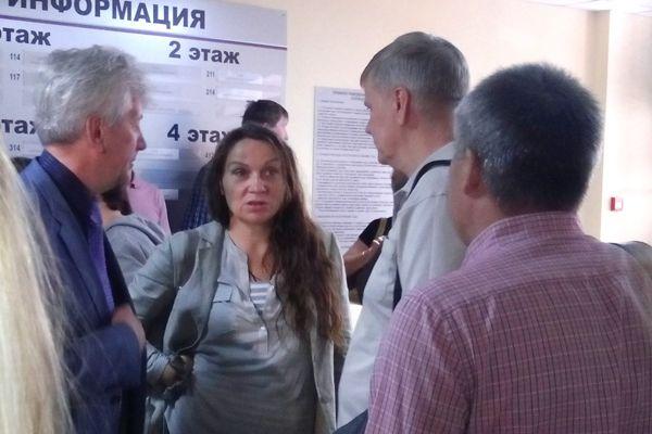 Судья вынесла обвинительный вердикт по делу «Интерры-2012»