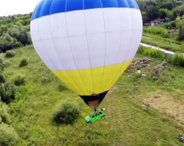 Суд закрыл небо для новосибирца за полет на «Оке»