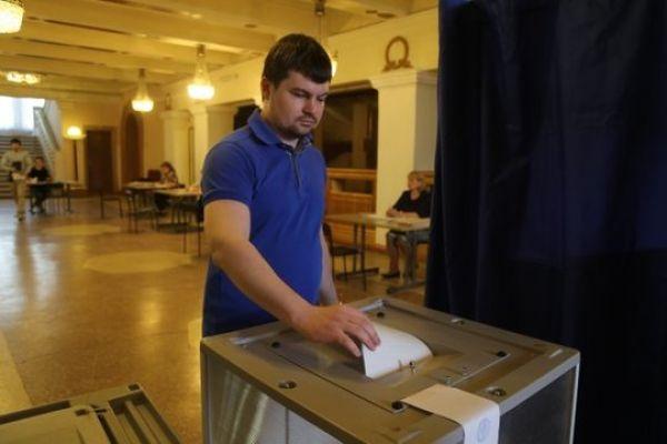 Госдумские праймериз «Единой России» заинтересовали новосибирцев меньше местных