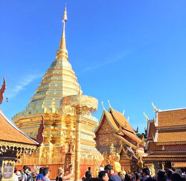 Чианг Май — культурная столица Таиланда