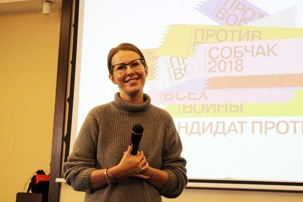 «На этих выборах победит Путин, а меня пустят на федеральные каналы»