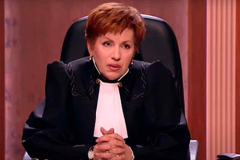 Ведущая «Часа суда» осуждена за мошенничество в особо крупном размере