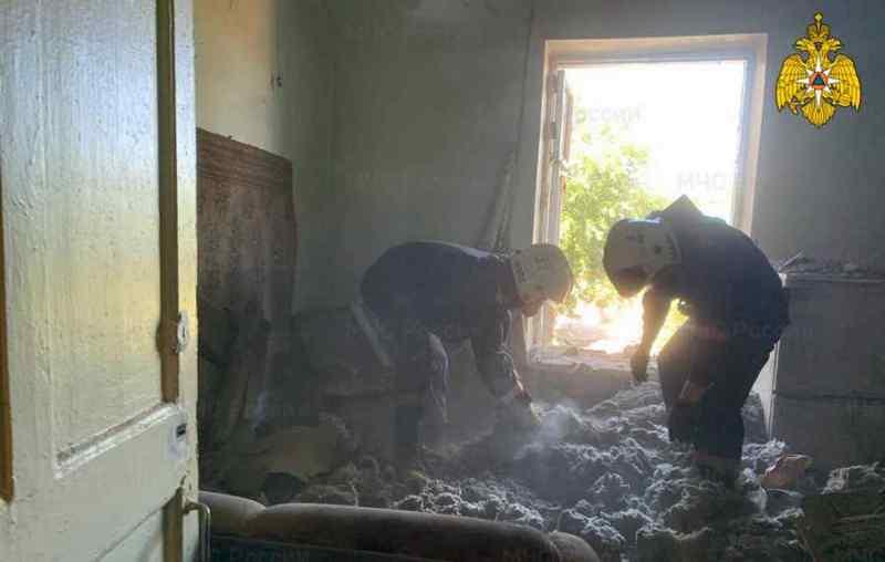 Названа причина обрушения в жилом доме Новосибирска