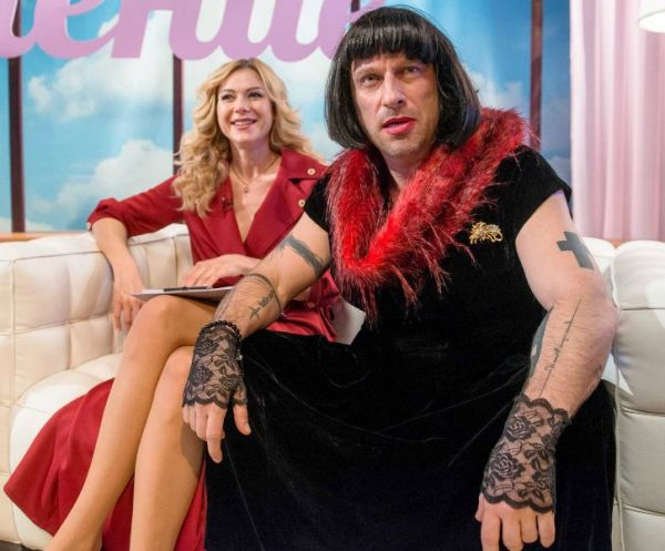 Дмитрий Нагиев «сменил пол»